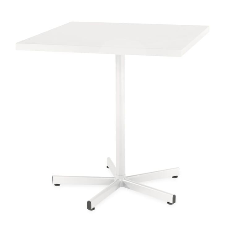 Tisch Eiger, Verkehrsweiß RAL 9016