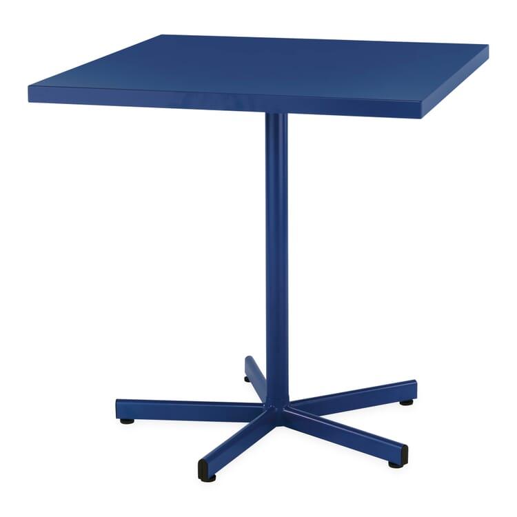 Tisch Eiger, Kobaltblau RAL 5013