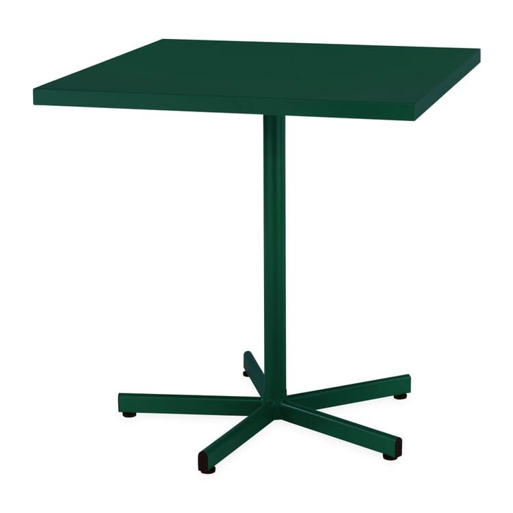 Tisch Eiger, Tannengrün RAL 6009