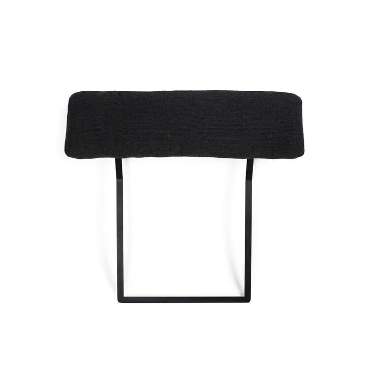 Kopfstütze zu Sofa Fauve Dunkelgrau