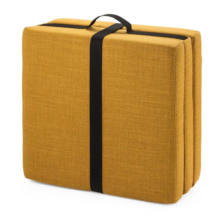 Koffermatratze Flex Plus Gelb