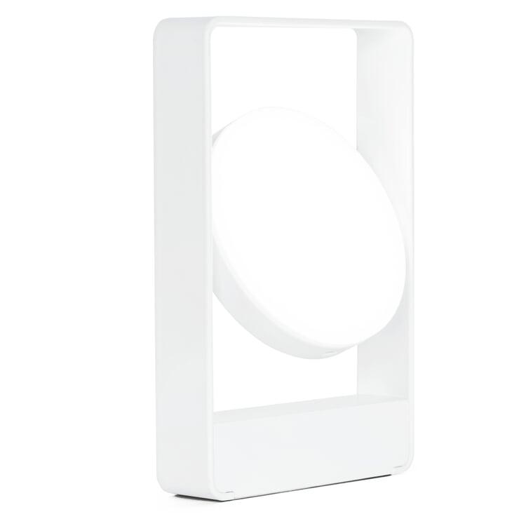 Universalleuchte Mouro Weiß