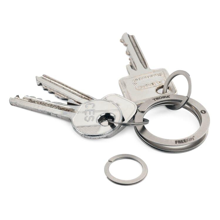 Schlüsselring-Set Free