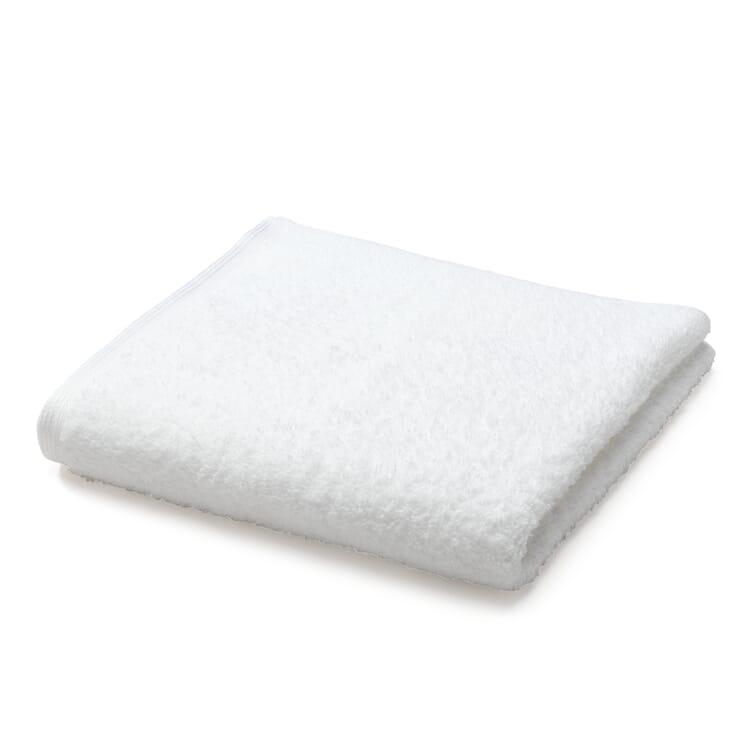 Framsohn Duschtuch Baumwollfrottier, Weiß