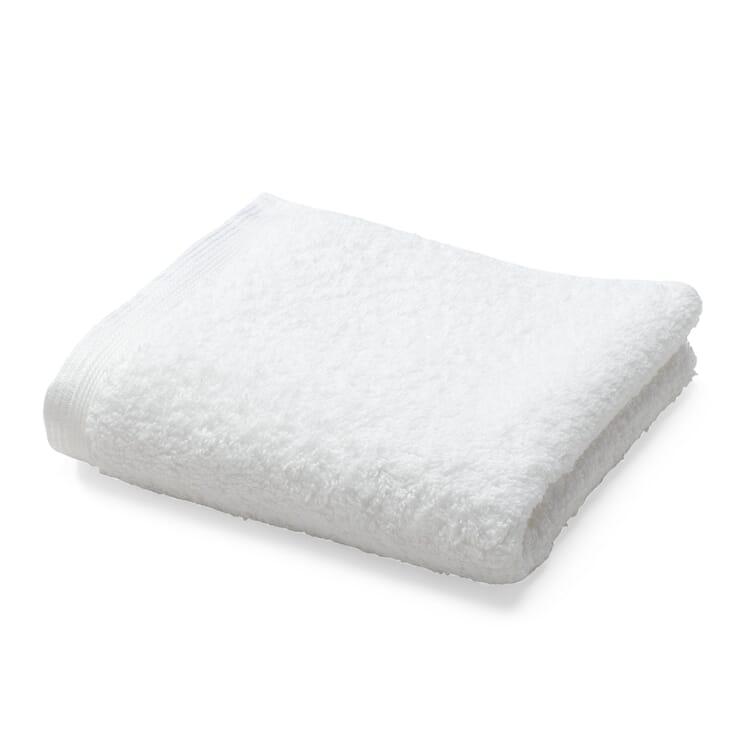 Framsohn Handtuch Baumwollfrottier, Weiß