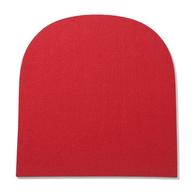 Sitzkissen Frankfurter Rot