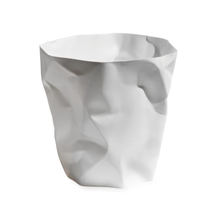 Papierkorb Bin Bin, Weiß