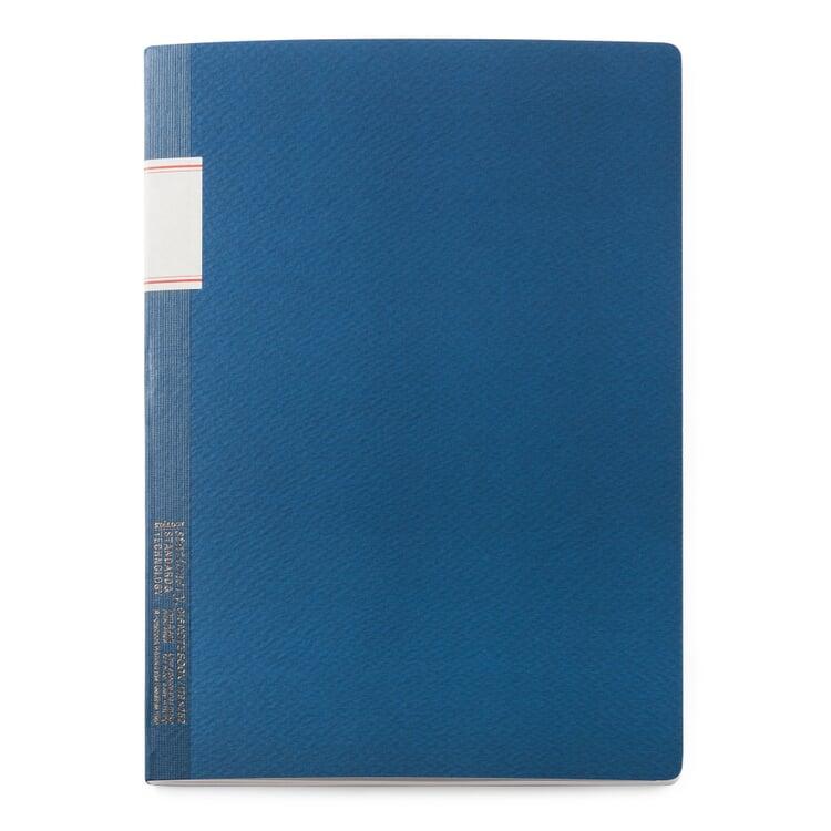 Japanisches Notizheft Blau