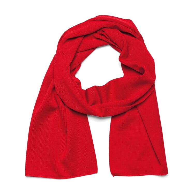 Schal Baret Rot