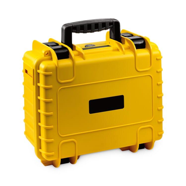 Koffer Robust, Mittel