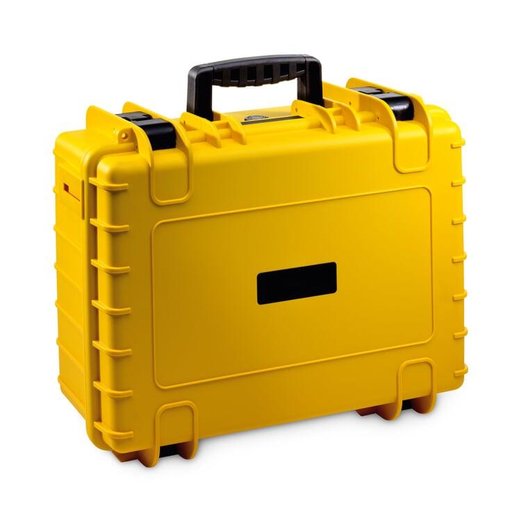 Koffer Robust Groß Gelb