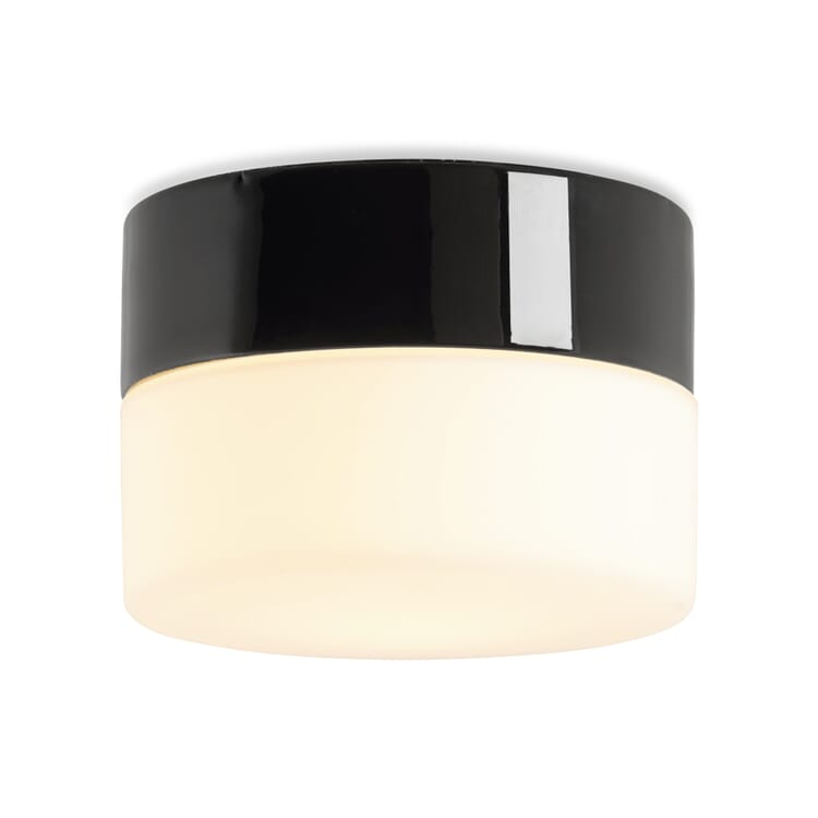 Wand- und Deckenleuchte Zylinder LED, Vier