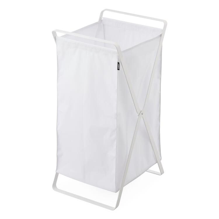 Wäschekorb Tower Weiß