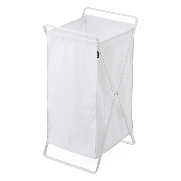 Wäschekorb Tower, Weiß