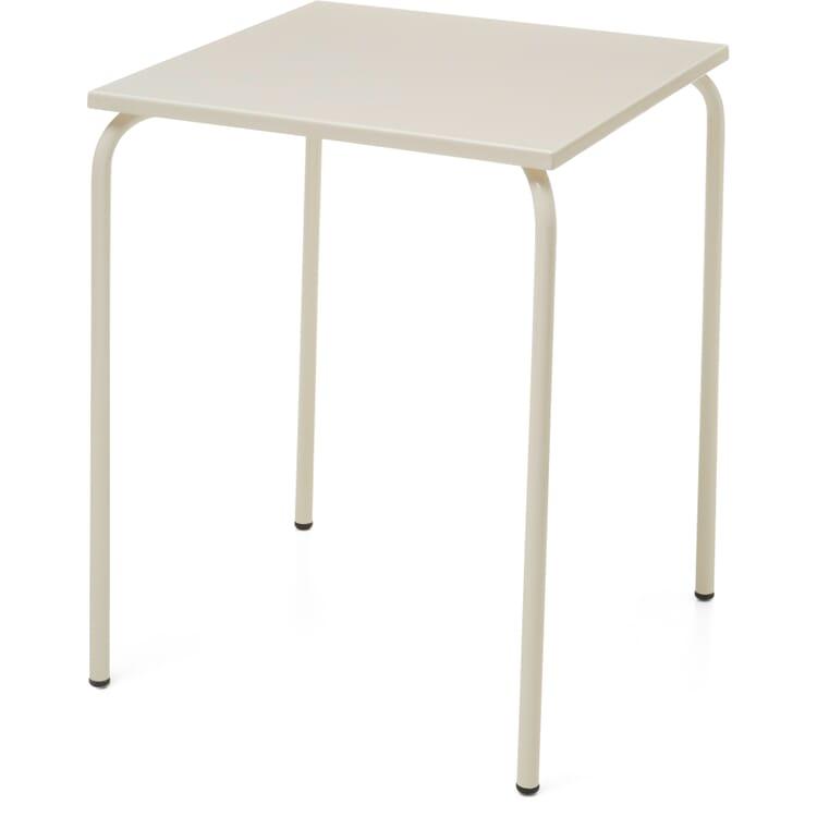 Tisch Estoril, Perlweiß RAL 1013