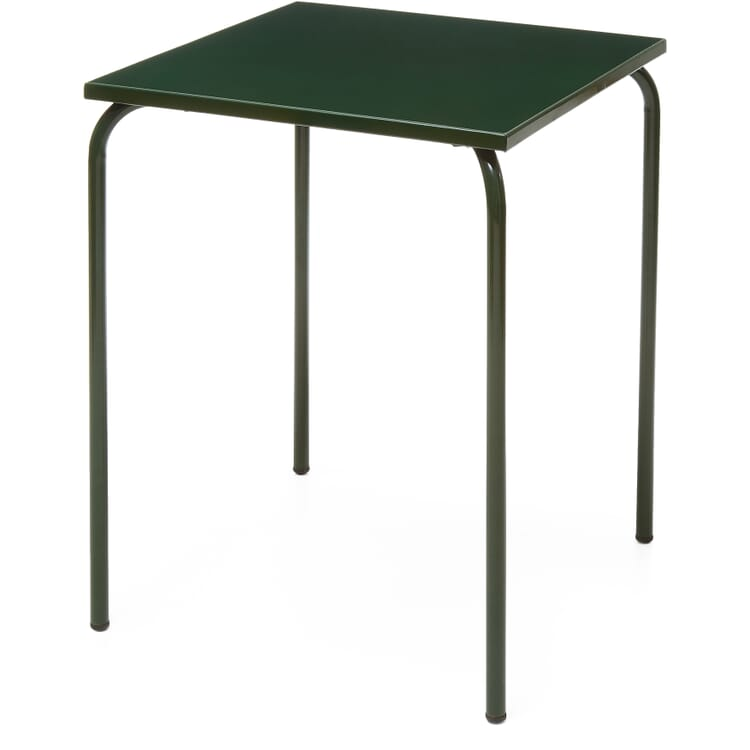 Tisch Estoril, Tannengrün RAL 6009