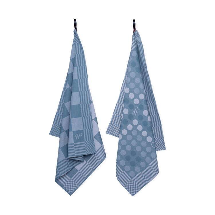 Geschirrtuch Tea Towel, Blau