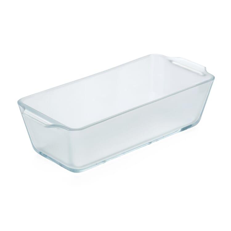 Backform Glas keramische Beschichtung 10 x 23 cm