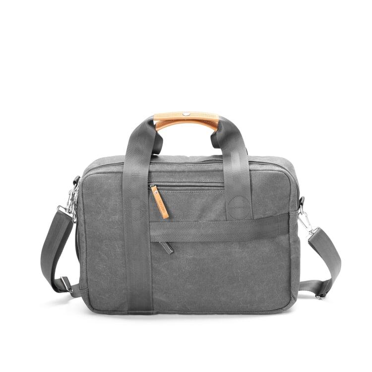 Tasche Office Bag Hellgrau