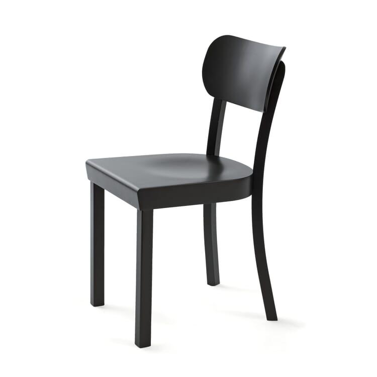 Stuhl Frankfurter Küchenstuhl, Schwarz