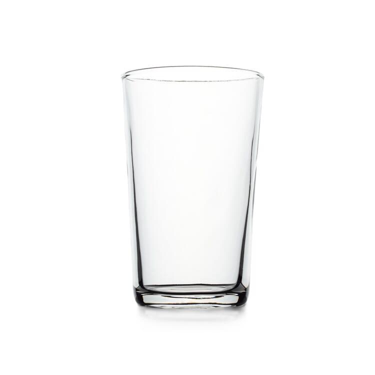 Trinkglas Jus, Mittel
