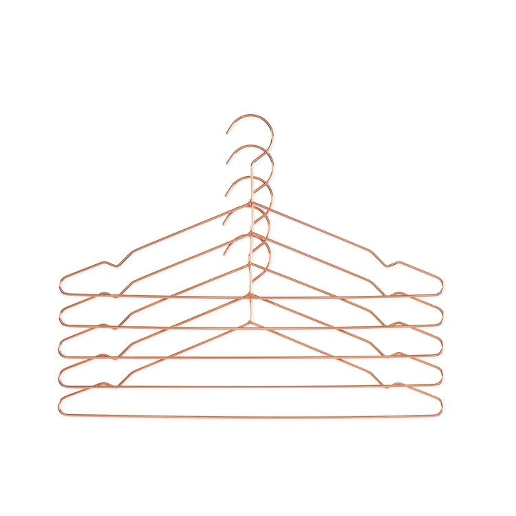 Kleiderbügel Hang Kupferfarben