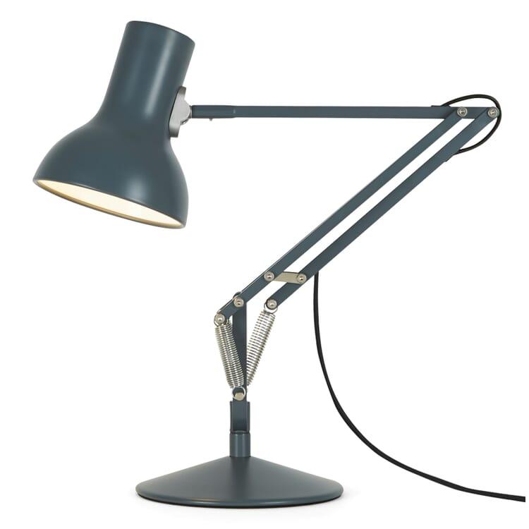Tischleuchte Anglepoise® Mini Typ 75, Grau