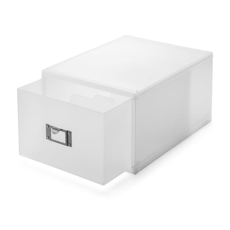 Schubladenbox GWD DIN A4 hoch