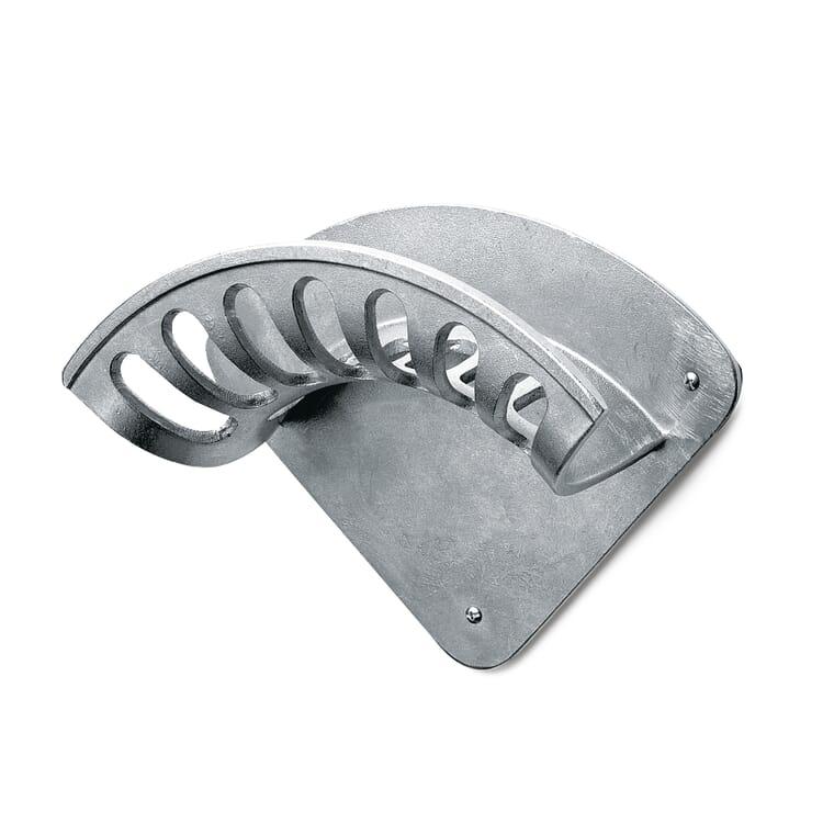 Wandschlauchhalter Aluminiumguss, Klein