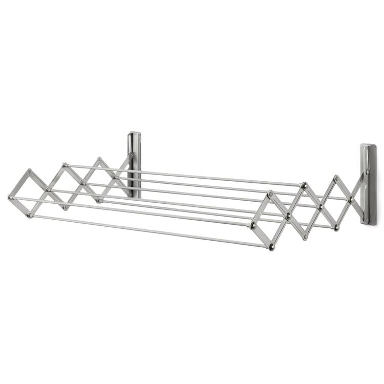 Scherenwäschetrockner Aluminium