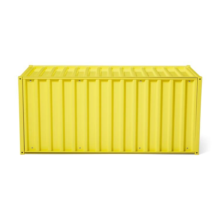 Container DS Schwefelgelb RAL 1016