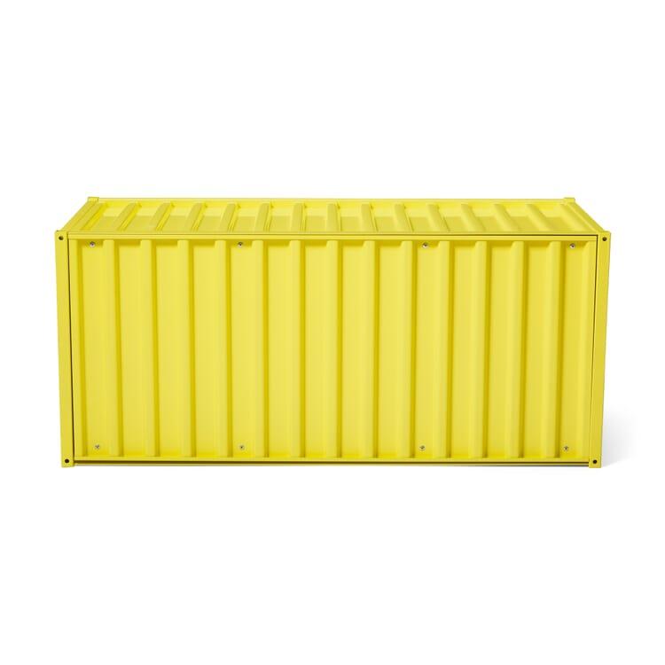 Container DS, Schwefelgelb RAL 1016