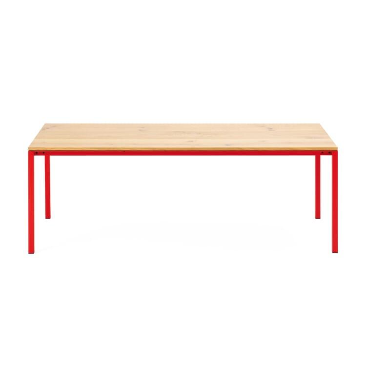Tisch S 600, 220 × 90 cm