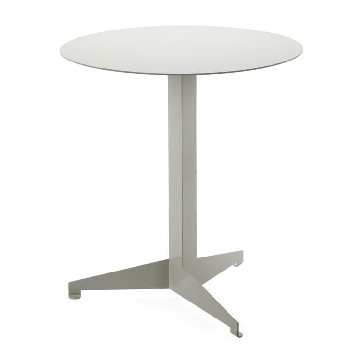 Tisch Construct, groß Lichtgrau RAL 7035