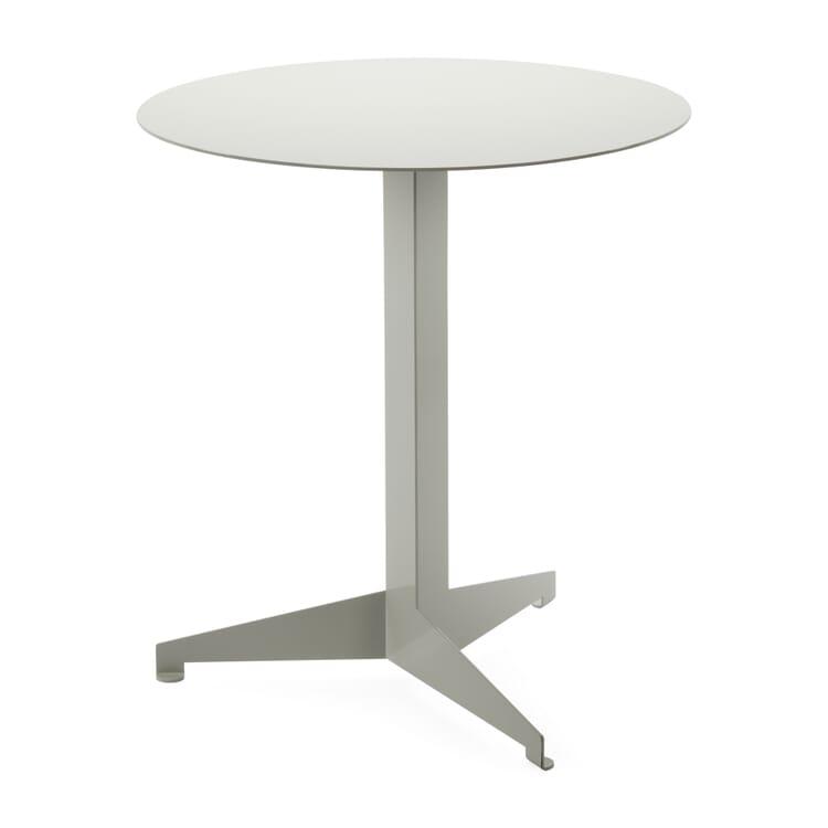 Tisch Construct, groß, Lichtgrau RAL 7035