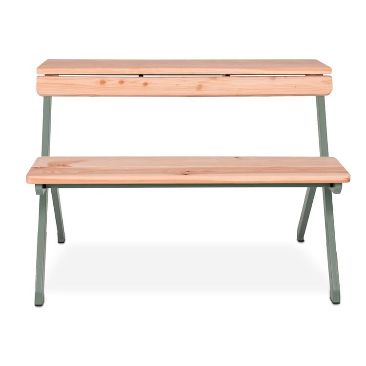 Tisch und Bank Tablebench, Klein