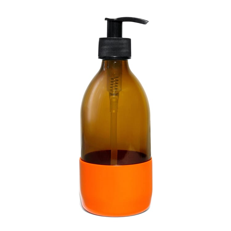 Seifenspender Base, Orange
