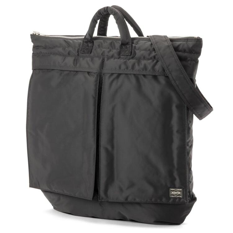 Tasche Tanker Helmet Bag Schwarz