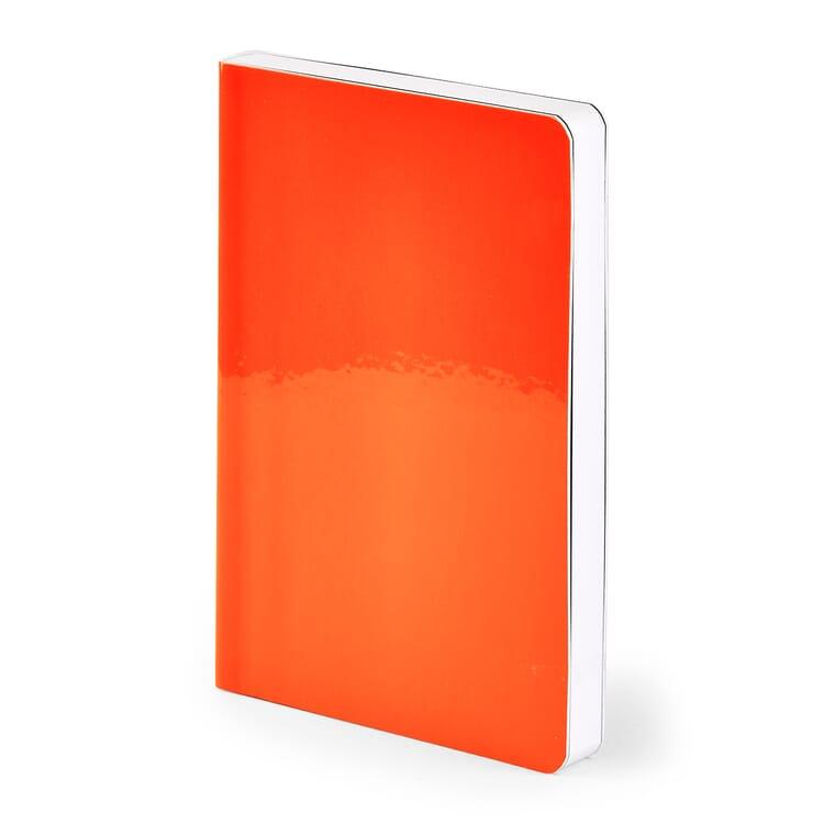 Notizbuch Candy, Neon Orange