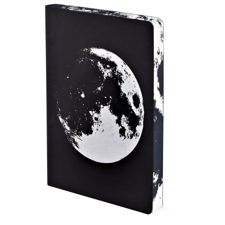 Notizbuch Moon
