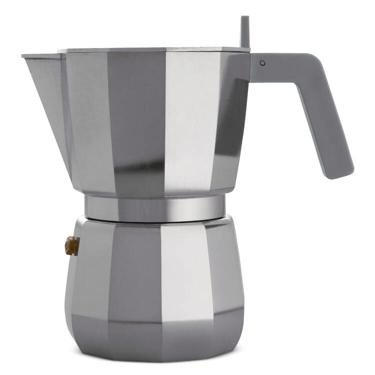 Espressokocher Moka, 6 Tassen