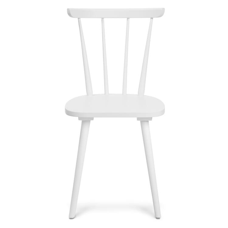 Stuhl W-1960, Reinweiß RAL 9010