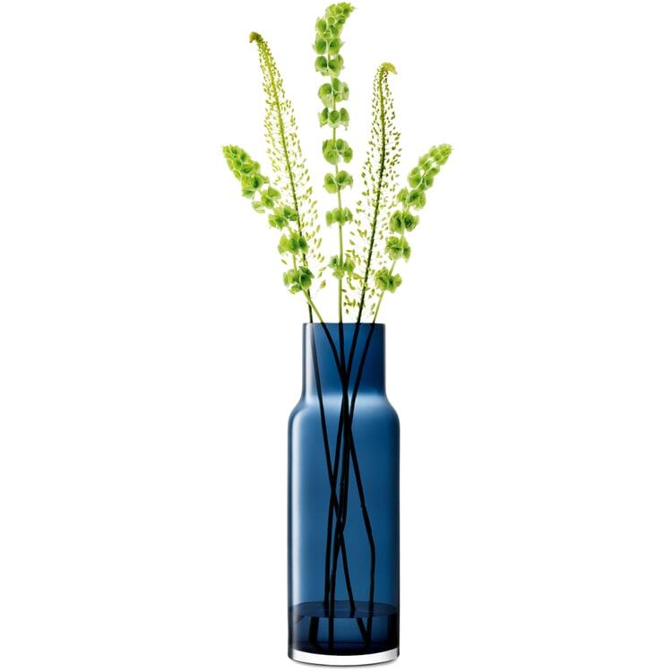 Vase Utility 65 Saphirblau