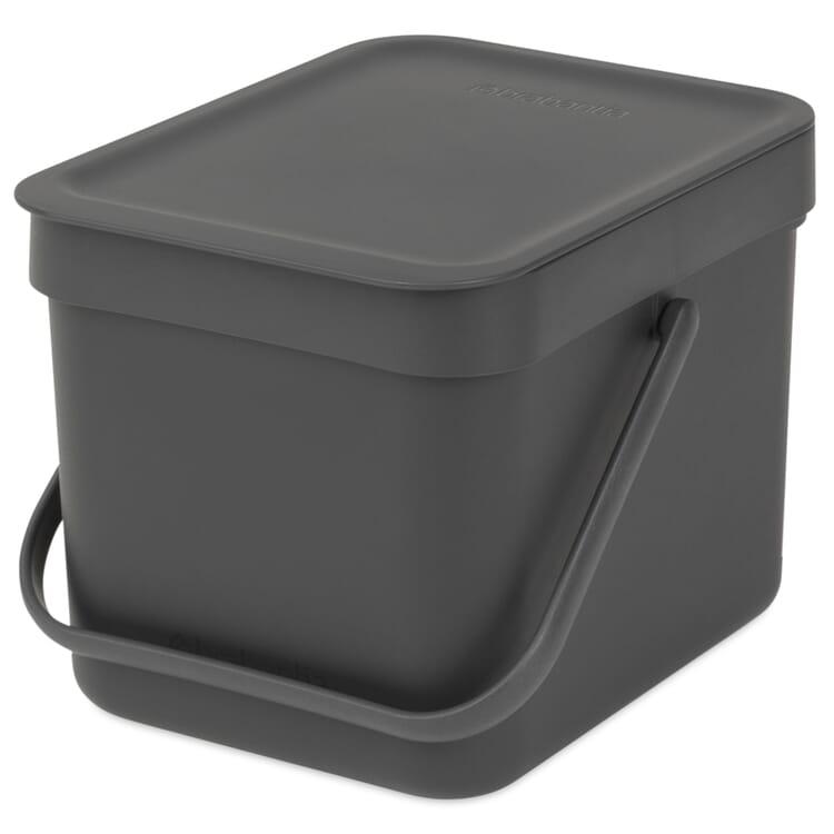 Abfallbehälter Sort & Go, 6 l