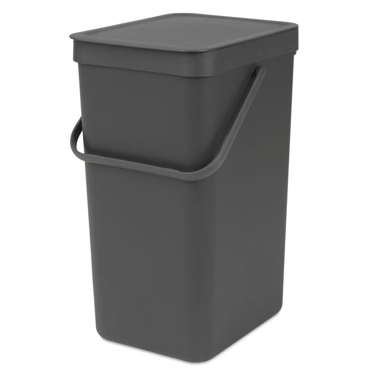 Abfallbehälter Sort & Go, 16 l