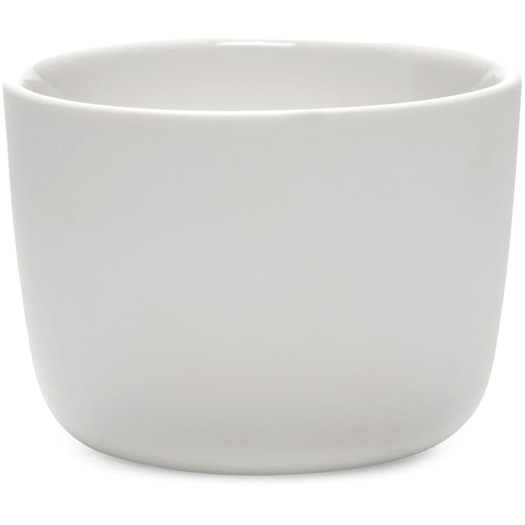 Cappuccinotasse Passepartout, Weiß