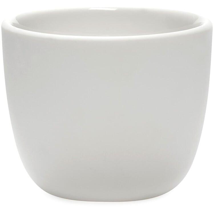 Espresso Tasse Passepartout Weiß