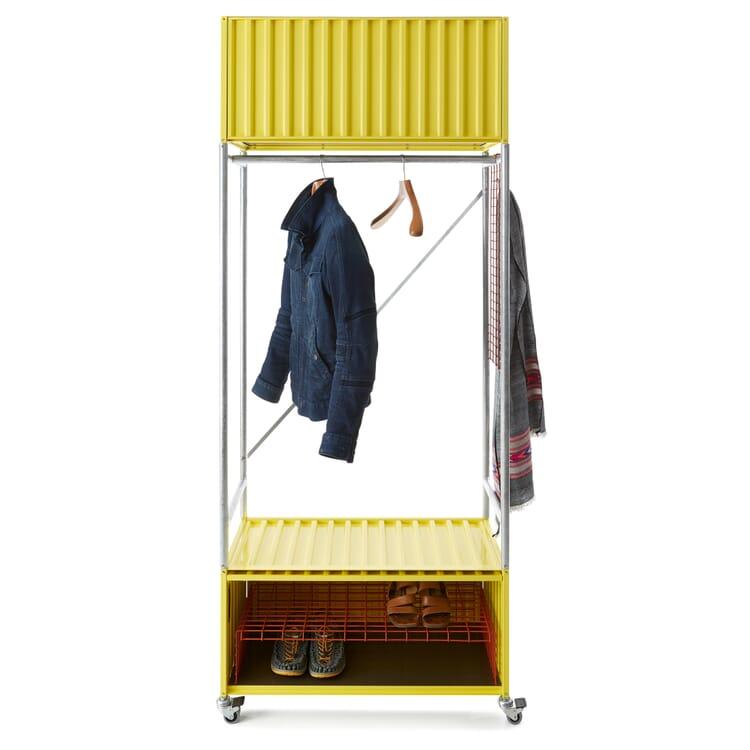 Seitengitter zu Garderobengestell