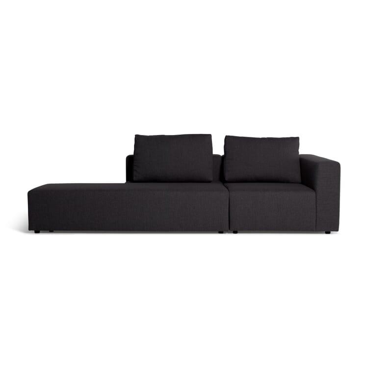 Sofa Camu 2, Dunkelgrau