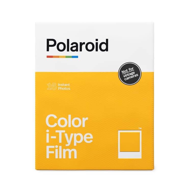 Filme für I-Type Polaroidkameras Farbe (16 Stück)